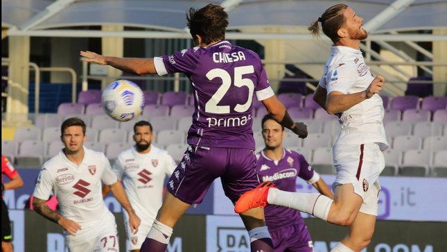 Belotti spreca l'occasione del vantaggio: Fiorentina-Torino 0-0LIVE