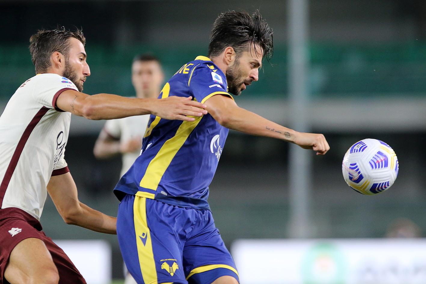 Le migliori immagini di Verona-Roma 0-0<br /><br />