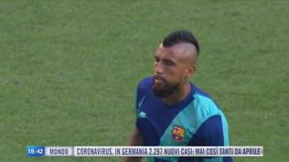 Inter, Conte aspetta Vidal