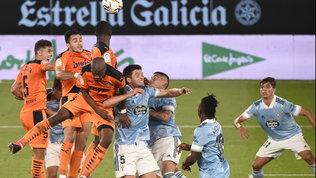 Il Valencia cade sul campo del Celta Vigo| Villarreal e Getafe di misura