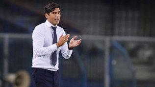 """Fonseca: """"Ho voluto preservare Dzeko, mi serve un altro attaccante"""""""