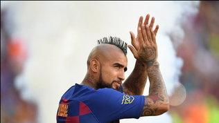 Inter, finalmente Vidal: domani il cileno sarà a Milano