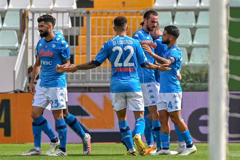 Le migliori immagini di Parma-Napoli 0-2.<br /><br />
