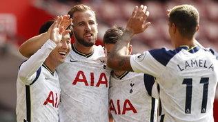 Mané affonda il Chelsea, ok Tottenham (poker di Son) e Leicester