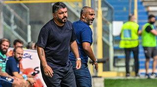 """Gattuso: """"Osimhen ha una marcia in più, ma in campo serve equilibrio"""""""