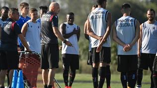 """Mihajlovicavvisa il Milan: """"Con l'atteggiamento giusto possiamo battere chiunque"""""""