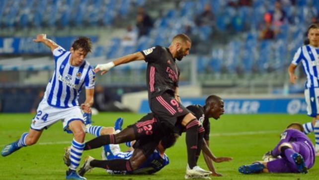 Real bloccato dalla Real Sociedad all'esordio, Betis e Granada in vetta