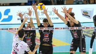 La finale di Supercoppa sarà Civitanova-Perugia