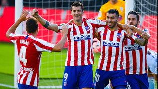 Morata torna alla Juve: intesa con l'Atletico, visite mediche martedì