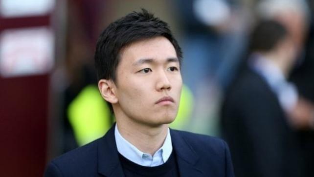 """""""Pagliaccio"""" a Dal Pino: 8mila euro di multa al presidente dell'Inter Zhang"""