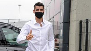 Juve, Morata bis: Alvaro al J Medical