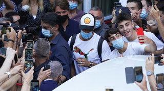 """Il Colonnello Sarri: """"Esame Suarez chiesto dalla Juve, ma il club non è indagato"""""""