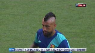Inter, Vidal è ufficialmente nerazzurro