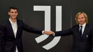Juve, Morata ora è ufficiale: Pirlo ha il suo centravanti