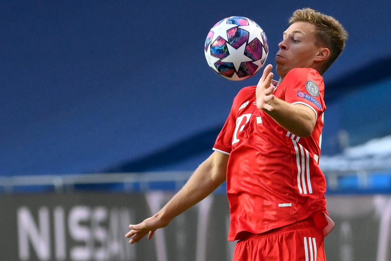 Joshua Kimmich (Bayern Monaco)