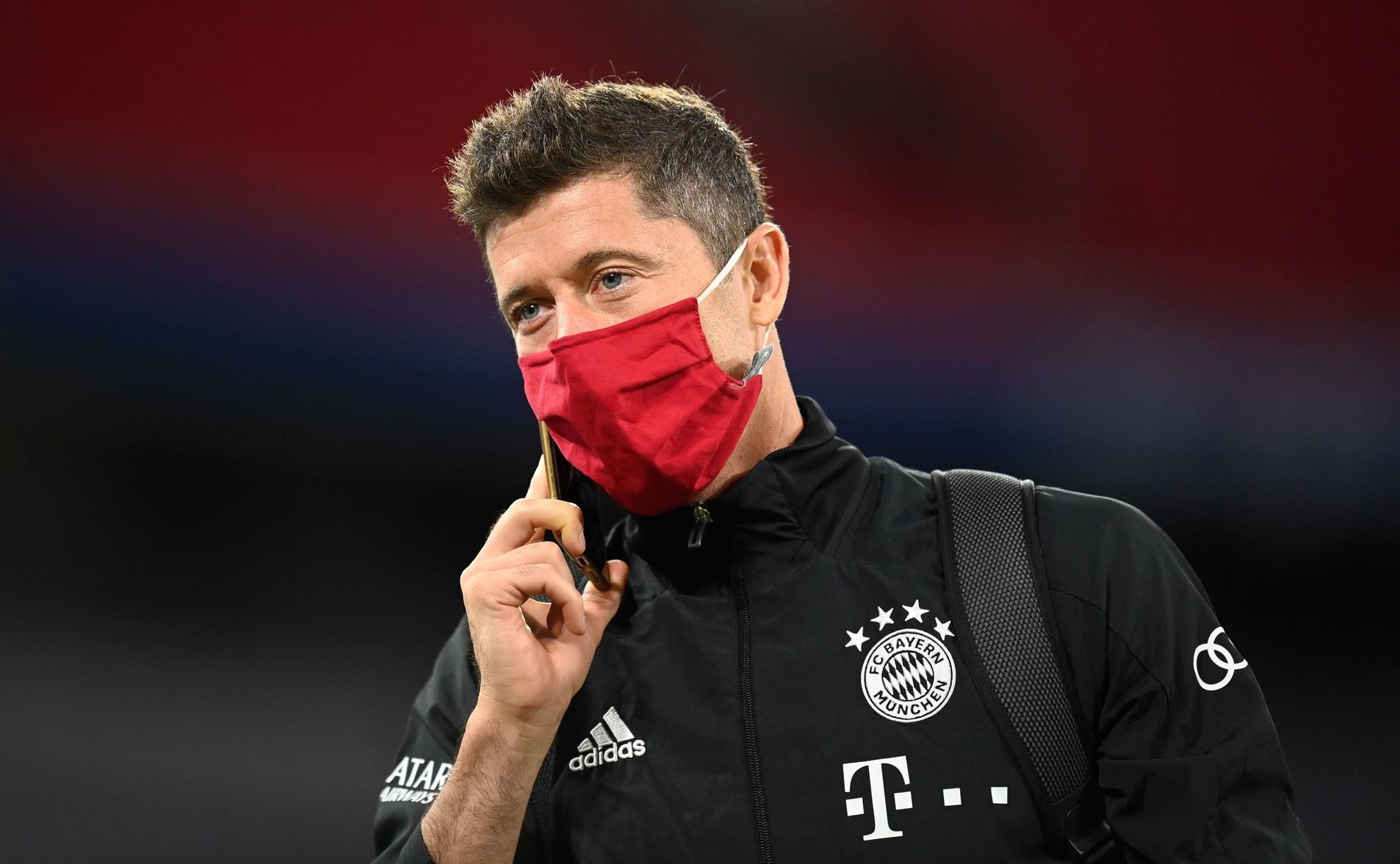 <p>Robert Lewandowski (Bayern Monaco)</p>