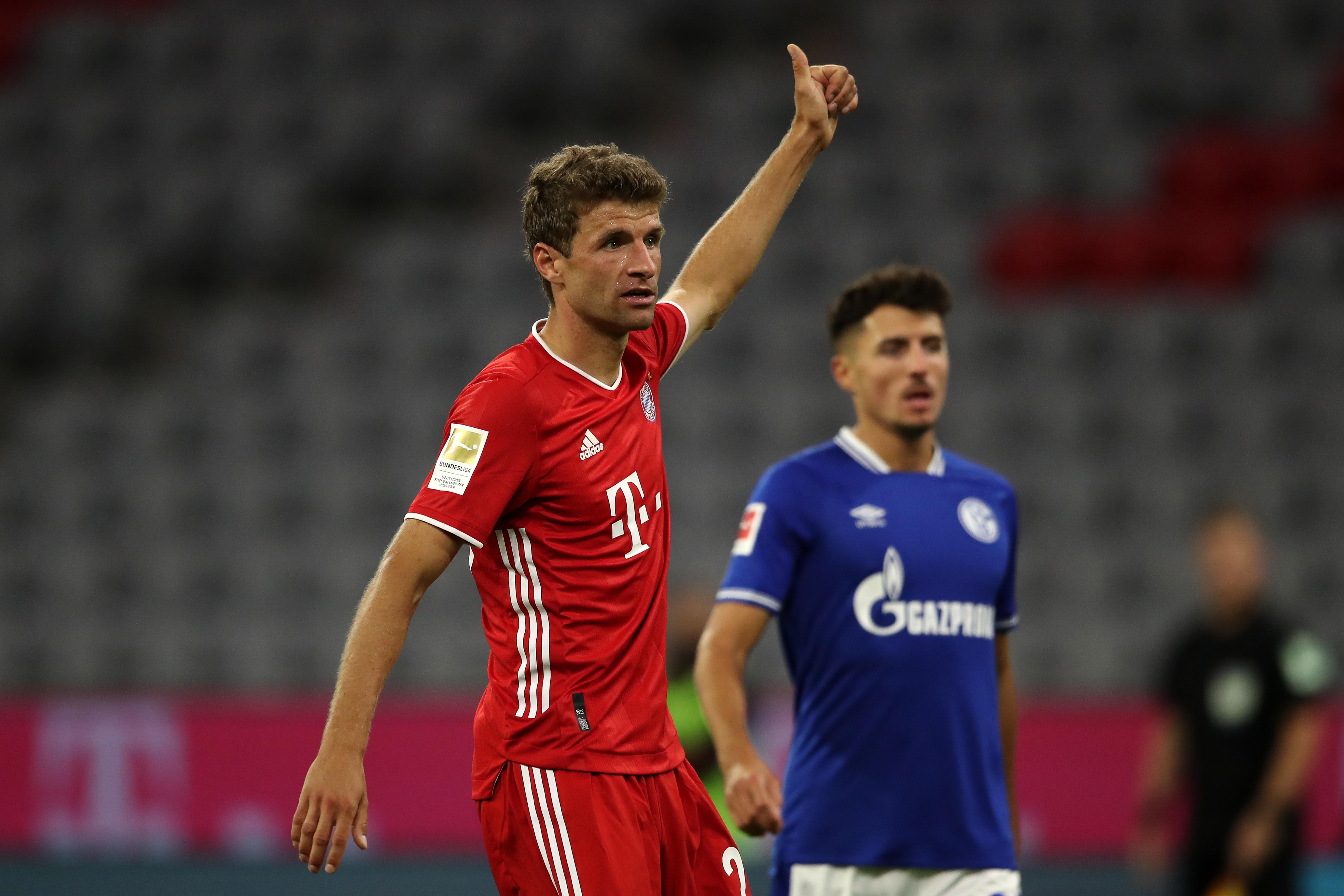 Thomas Muller (Bayern Monaco)