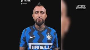Inter, Vidal dà un taglio alla cresta