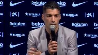 """Addio Barça, Suarez è dell'Atletico: """"Tante cose inventate su di me"""""""