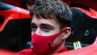 """Leclerc: """"Non ci aspettiamo salti in avanti"""". Vettel: """"Importante far bene in qualifica"""""""