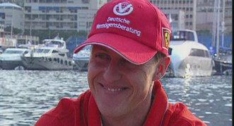 """Elisabetta Gregoraci su Schumacher: """"Non parla, comunica con gli occhi"""""""