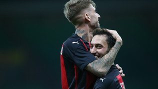 Il Milan soffre ma vola ai playoff: Calha-Colombo rimontano il Bodo/Glimt
