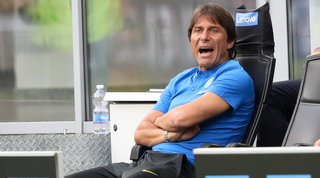 """Conte: """"Totale sintonia col club, nessuno ha l'obbligo di vincere"""""""