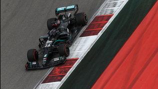 Zampata di Hamilton nelle libere 3, Vettel meglio di Leclerc