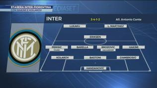 E' il giorno di Inter-Fiorentina