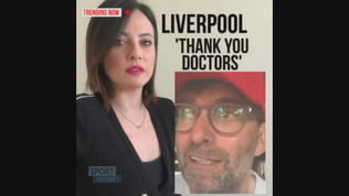 "Il Liverpool a gran voce: ""Thank you Doctors!"""
