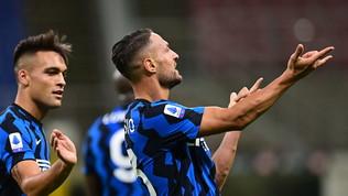 Pazza Inter: Fiorentina rimontata due volte e primi 3 punti per Conte