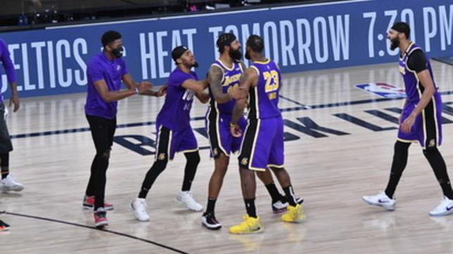 Lakers in finale: LeBron e compagni conquistano la Western Conference