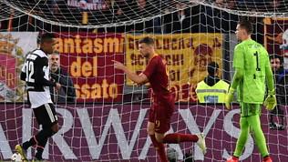 Attesa per Roma-Juventus con Dzekoda avversario dei bianconeri