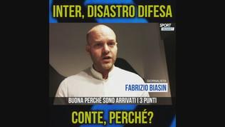 """Biasin: """"Inter, disastro difesa"""""""