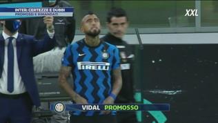 Inter: per Conte certezze e dubbi