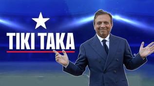 Tiki Taka lunedì su Italia 1:ospiti Braida, Goldoni e Bonaccini