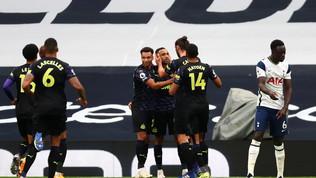 Leicester, lezione al City   Tottenham beffato al 97'