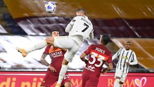 Dalla Samp alla Roma: Ronaldo si ripete dopo 284 giorni