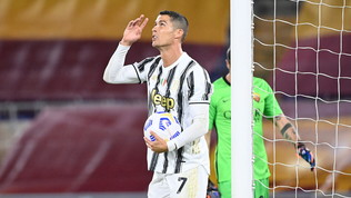 Veretout illude, Ronaldo salva la Juve: prima frenata per Pirlo