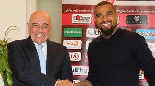 """Monza, ufficiale il colpo Boateng: """"Benvenuto Kevin-Prince!"""""""