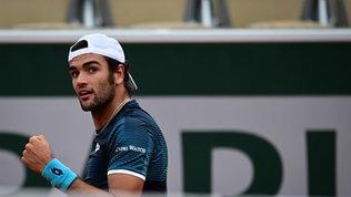 Roland Garros: ottimo debutto di Berrettini, tutto facile per Djokovic