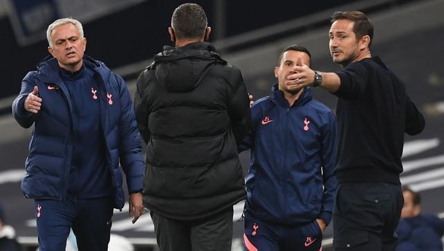 Tottenham avanti ai rigori: Chelsea battuto | Alta tensione Mou-Lampard