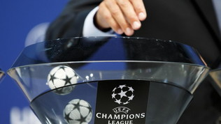 Champions, domani i sorteggi: tutto quello che c'è da sapere