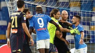 """Spadafora: """"Non ci sono le condizioni per fermare il campionato di Serie A"""""""