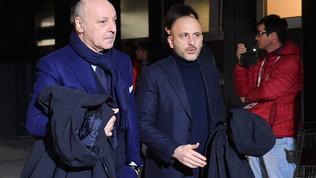 """""""Nainggolan? Parleremo col Cagliari. Ranocchia resta e Skriniar non è in vendita"""""""