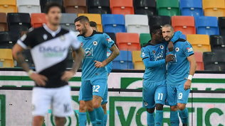Udinese-Spezia 0-2: Galabinov regala la prima vittoria in Serie A ai liguri