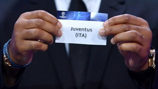Juve col Barça, il Real per l'Inter, la Dea contro Klopp, Lazio fortunata