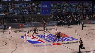 Lakers incontenibili, Heat ko anche in gara-2