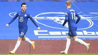 Everton a punteggio pieno, ok il Chelsea. Bielsa ferma il City