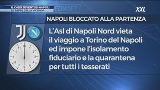 Il caso Juve-Napoli: le tappe della vicenda